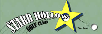 Starr Hollow Golf